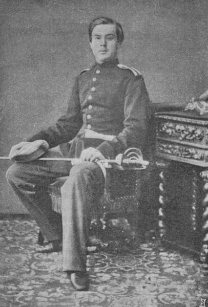 Юнкер М. Скобелев