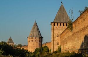 Чем знаменита Смоленская крепость?