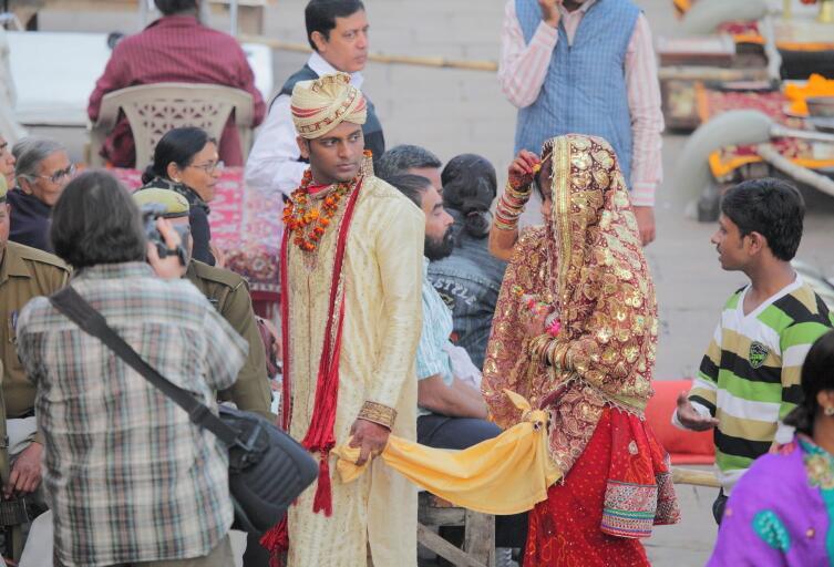 Как создают семью в Индии?