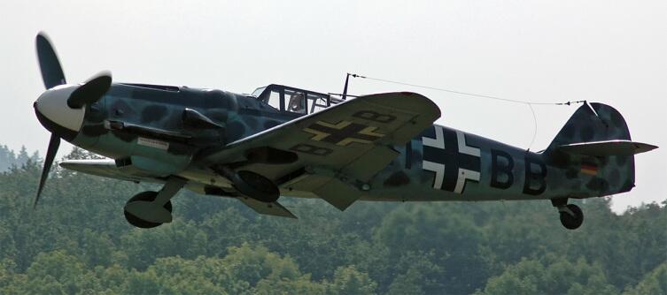 Me (Bf) 109 G-6