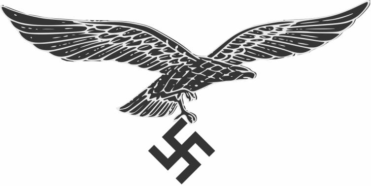Эмблема ВВС Германии 1933—1945 гг.