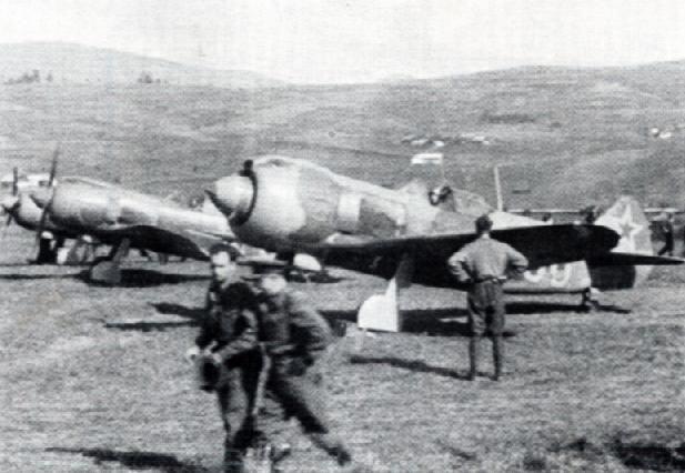 Воздушные бои на Курской дуге показали высокую эффективность Ла-5ФН в борьбе с лучшими модификациями немецких истребителей