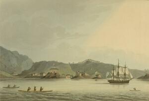 Как проходила первая русская кругосветная экспедиция?