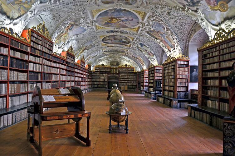 Библиотека - место, где можно приобщиться к культуре