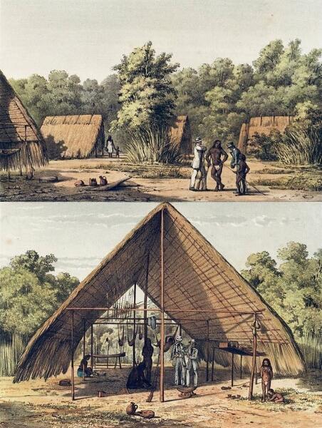 Поселение араваков