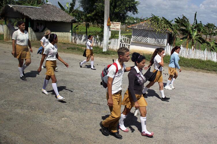 Современные кубинцы