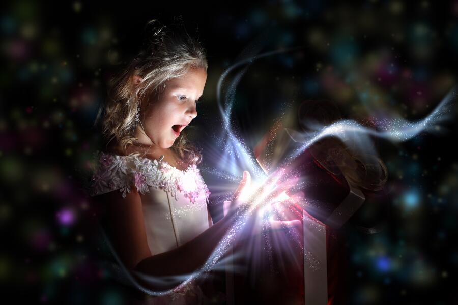 Как добиться исполнения мечты? Волшебная шкатулка