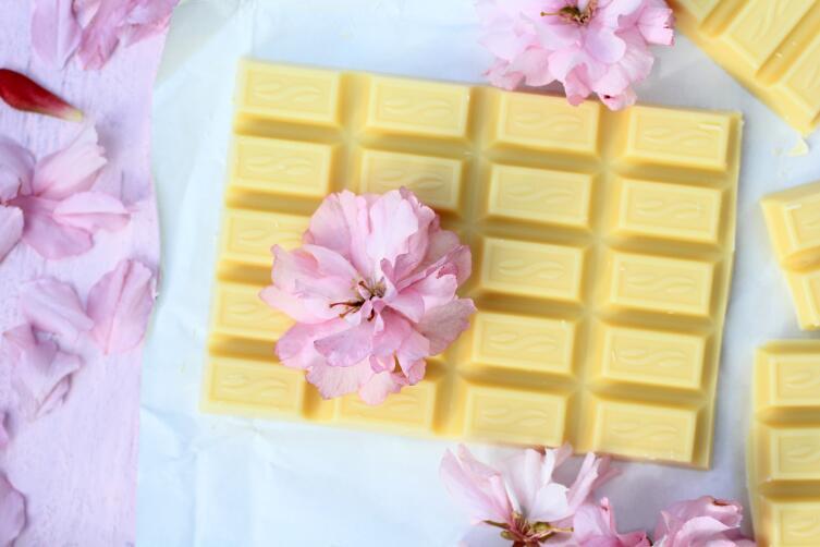 Почему белый шоколад - совсем не шоколад?