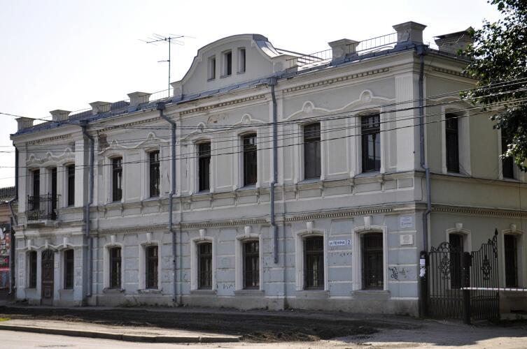 Купеческий особняк в Тюмени