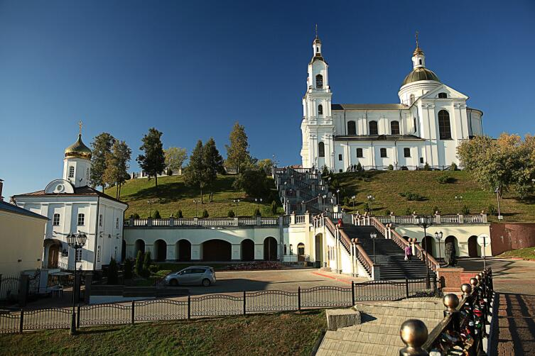 Витебск, Успенский собор