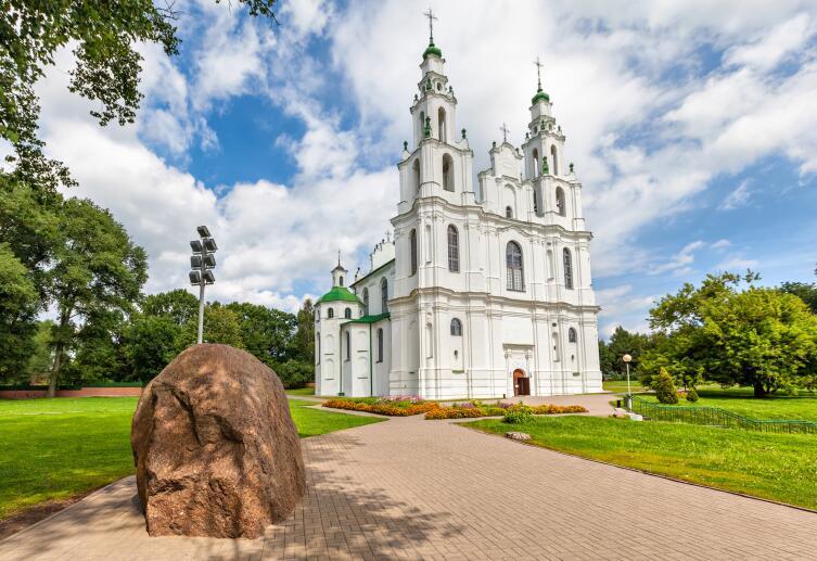 Софийский собор в Полоцке