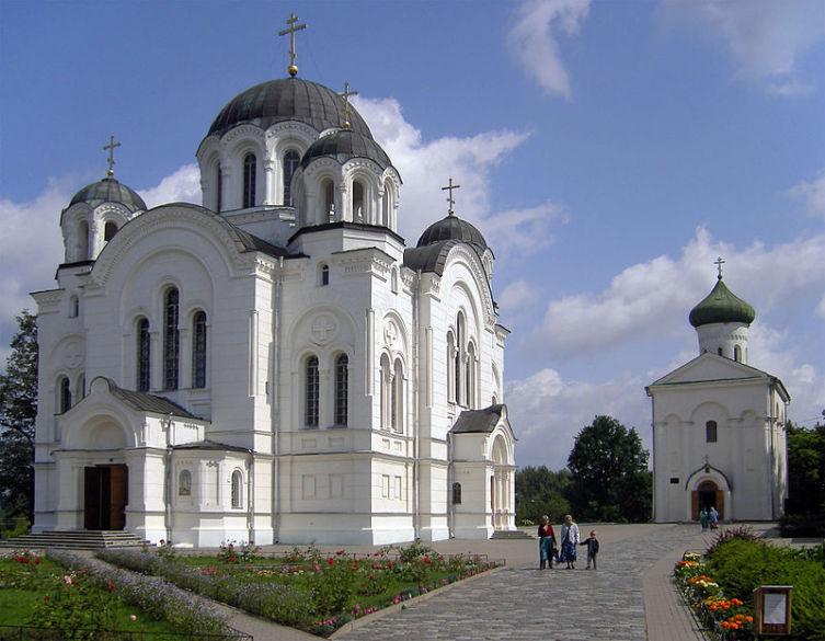 Крестовоздвиженский собор Спасо-Евфросиниевского монастыря