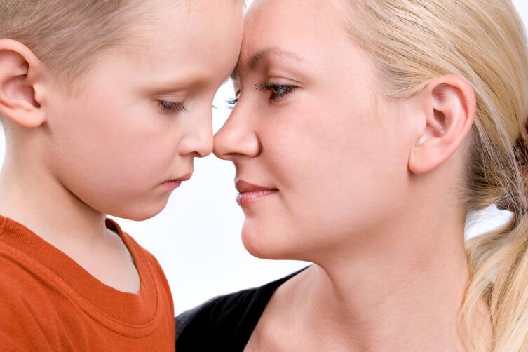 Если вы поругались с супругом, не настраивайте малыша против отца