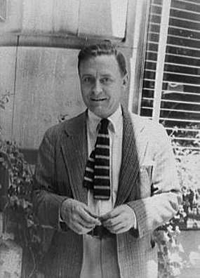 Ф. С. Фицджеральд, 1937 г.