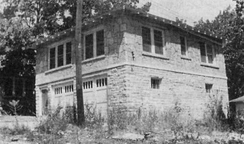 Квартира Бонни и Клайда в Джоплине