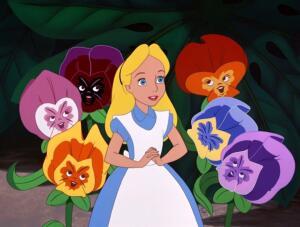 Алисин кинозал - 10. Сколько раз Дисней пытался экранизировать «Алису в Стране чудес»?