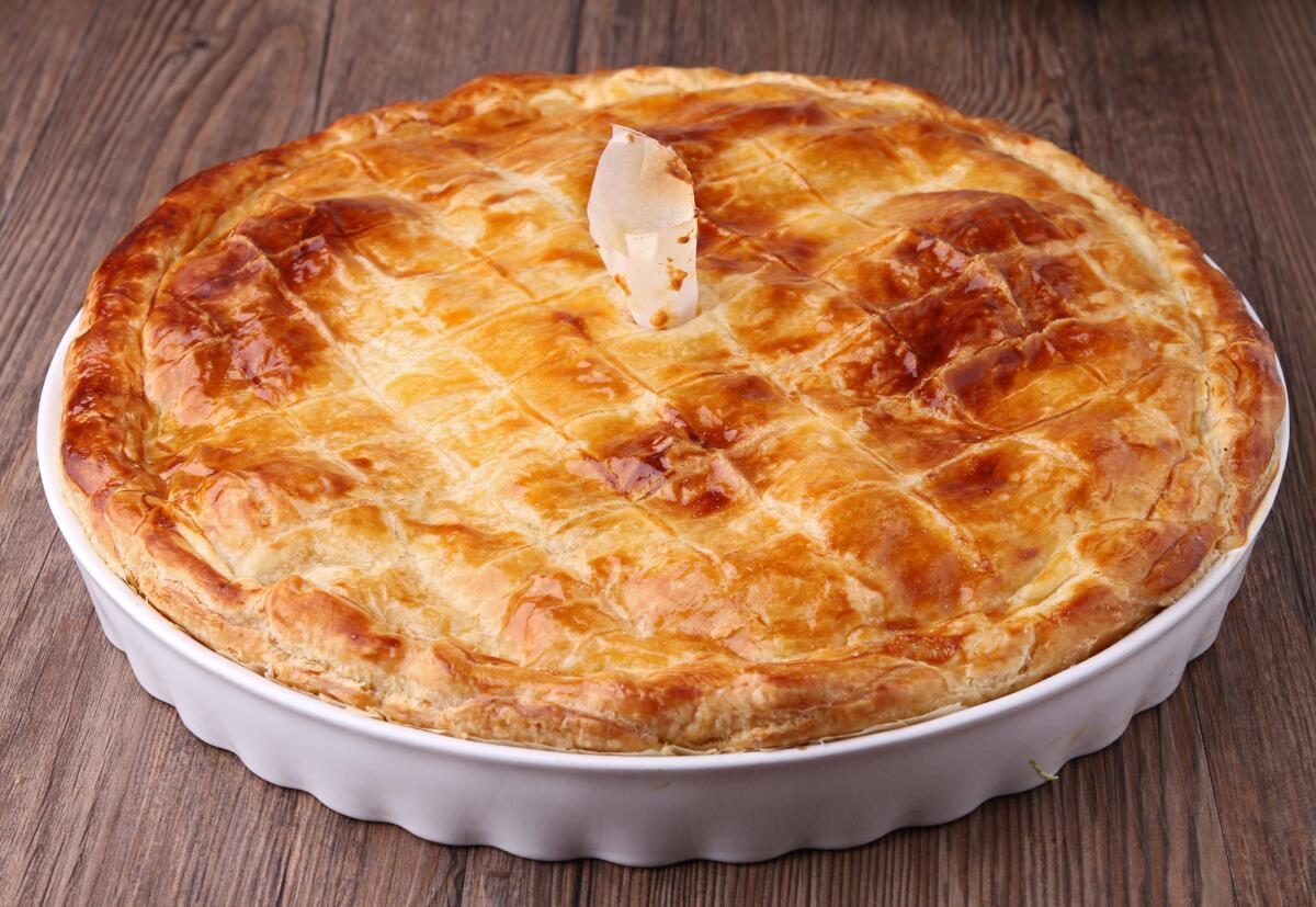 Как приготовить пирог со щавелем?