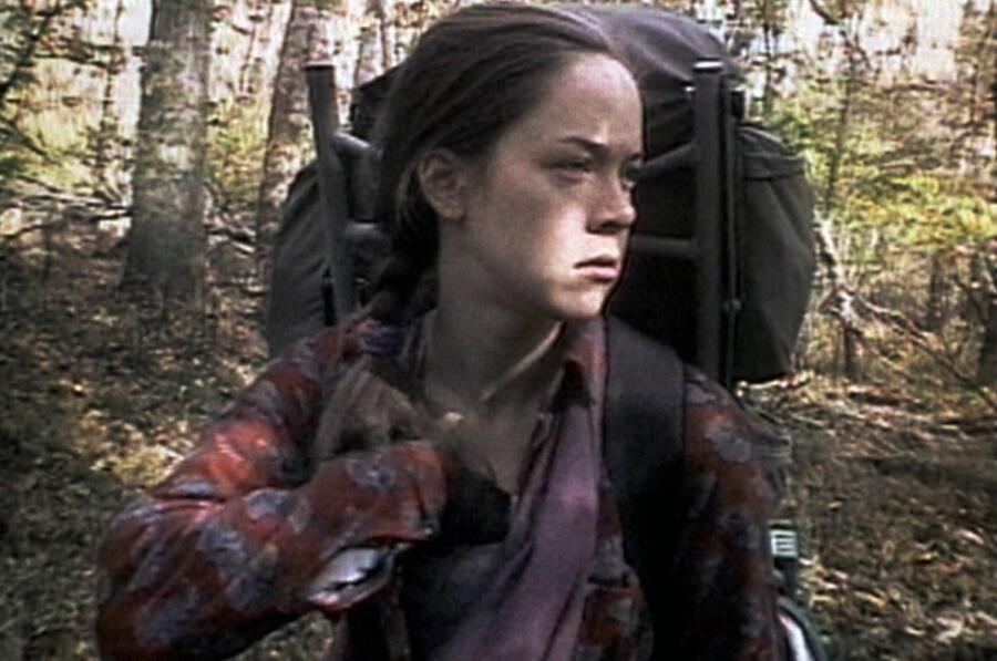 Кадр из фильма «Ведьма из Блэр», 1999 г.