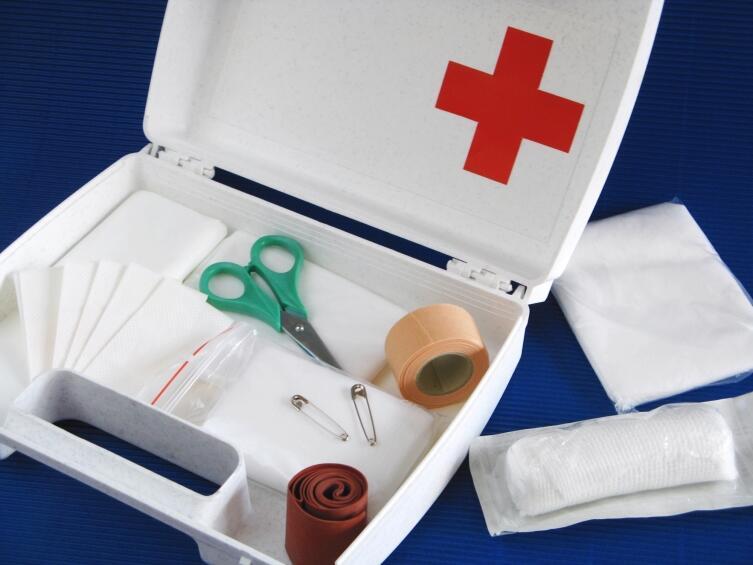 Правильно собранная аптечка поможет в сложную минуту и сбережет деньги и время