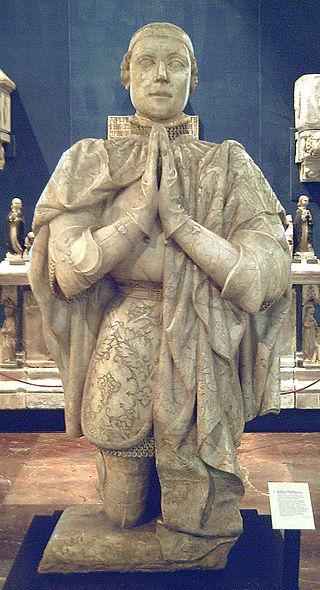 Статуя Педро I