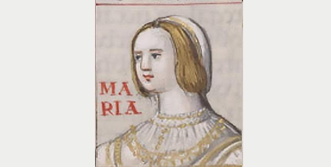 Мария Падилья