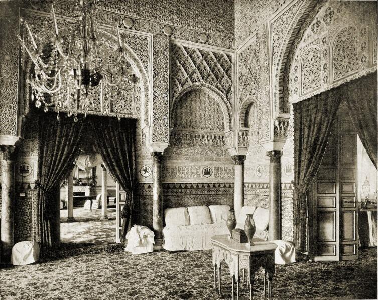 Комната Марии Падилья