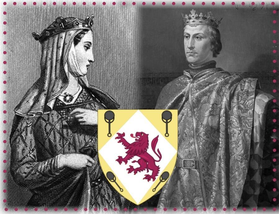 Мария Падилья и Педро I