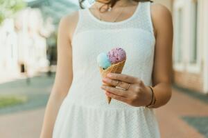 Каким бывает мороженое?