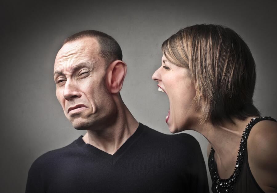Как отучить близкого человека повышать на вас голос?
