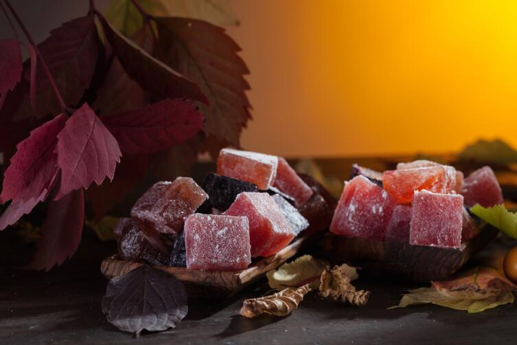 Мармелад хранится долго - это отличный способ консервирования фруктов
