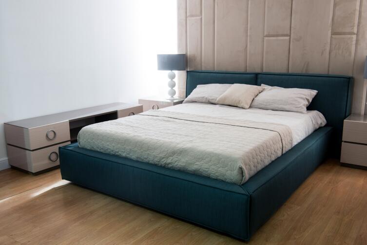 Кровать и постель должны быть удобными
