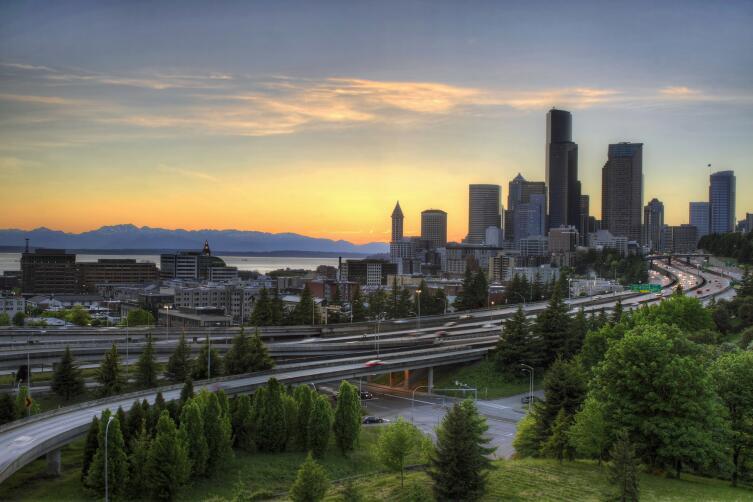 Современный Сиэтл