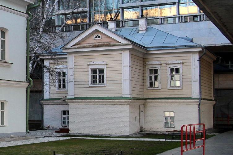 Дом-музей В. И. Ленина в Ульяновске