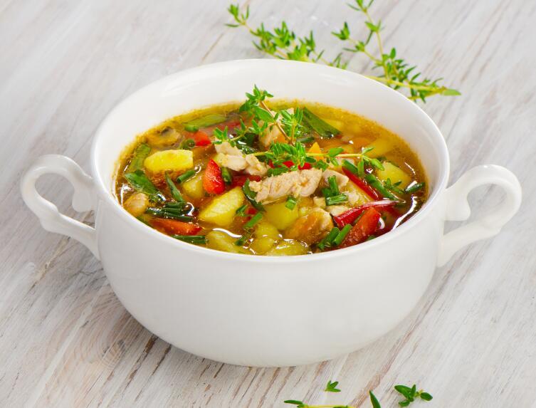 Есть ли польза от супа?
