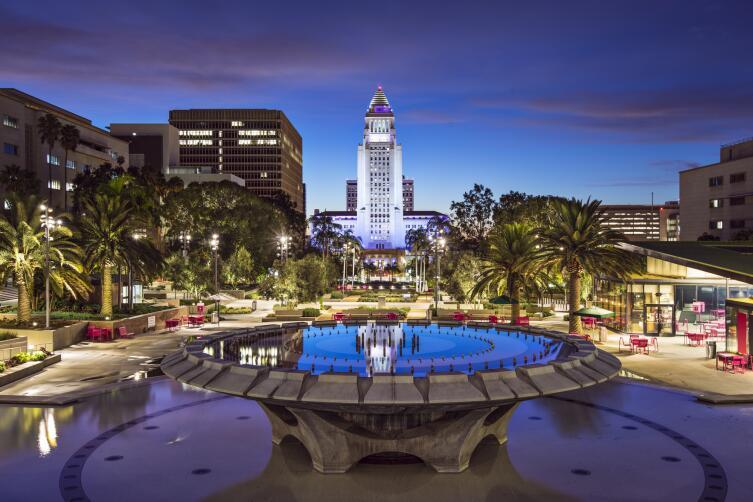 Мэрия Лос-Анджелеса