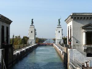 Как строили Волго-Донской канал?