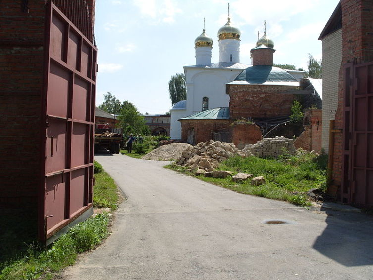 Свято-Троицкий епархиальный женский монастырь