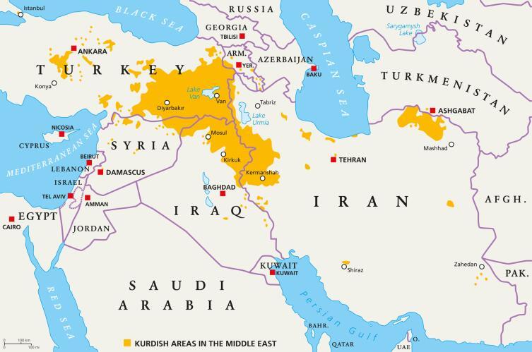 Кто такие курды?