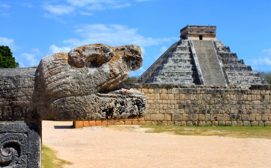 Чичен-Ица, город на севере Юкатана