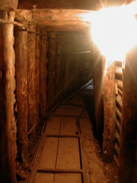 Сараевский туннель