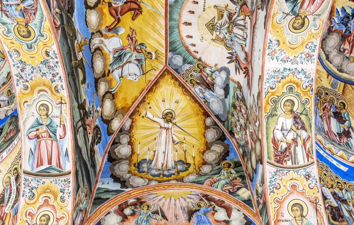 Как различать святых по атрибутам на изображениях?