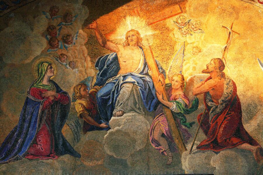 Как наши предки отмечали Вознесение?