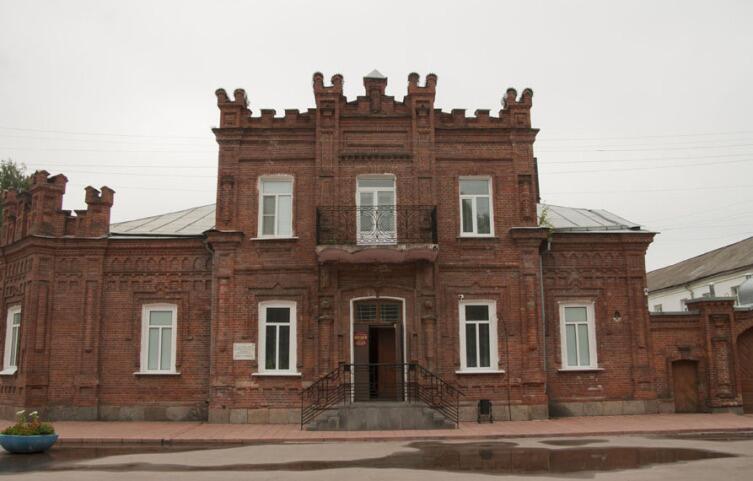 Дом купца Минченкова