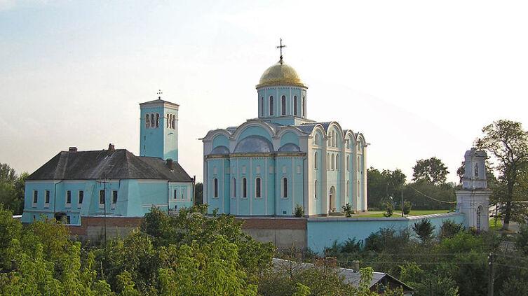 Успенский собор во Владимире-Волынском, 1160 г.