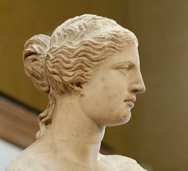Греческий нос