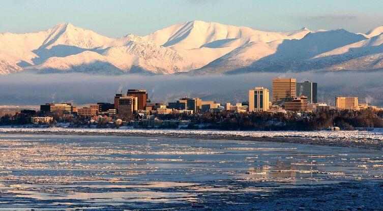 Аляске повезло больше - ее не затопило