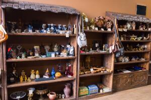 Магазин-музей Алены Полынь: кому пригодятся Кудеса?