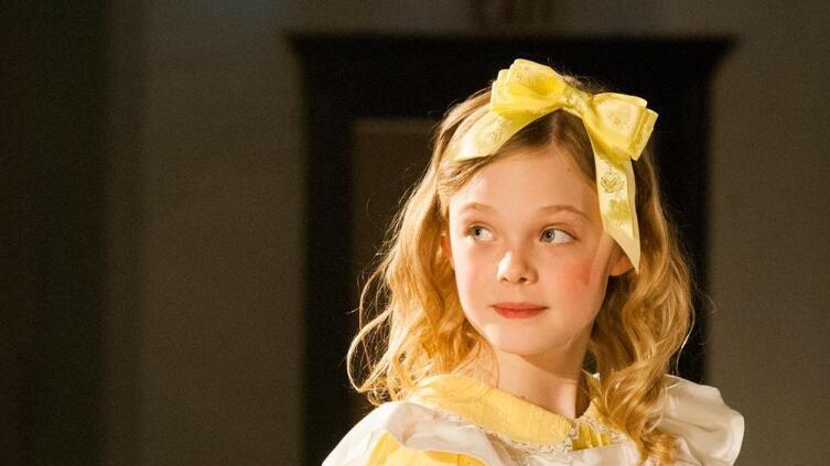 Кадр из фильма «Фиби в Стране чудес», 2009 г.