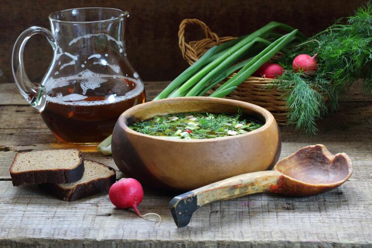 Какие летние блюда готовили на императорской кухне?