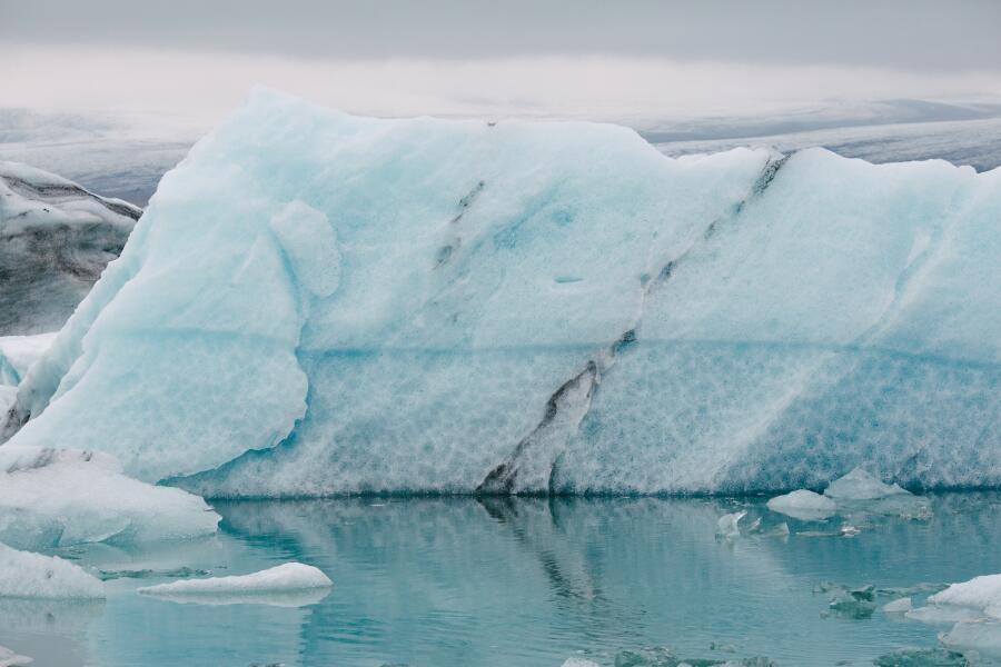 За сколько времени может растаять айсберг?
